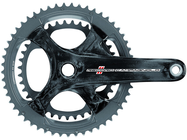 CAMPAGNOLO Record Krank 50/34 tænder 11-speed, black